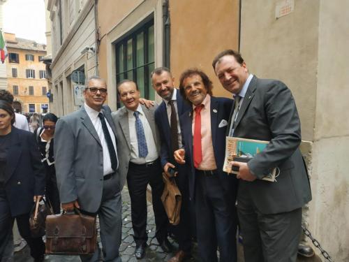 sinergitaly riccardo di matteo amici roma