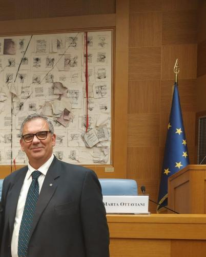 sinergitaly riccardo di matteo camera dei deputati roma