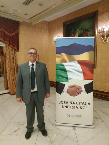 sinergitaly riccardo di matteo incontro ambasciata ucraina italia uniti si vince