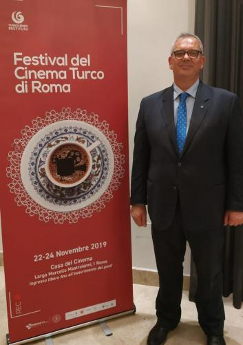 sinergitaly riccardo di matteo manifestazione festival del cinema turco di roma 22 24 novembre 2019
